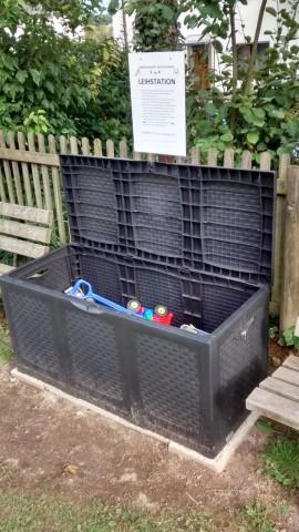 Spielplatz-Box - Foto: Thomas Nicolaisen