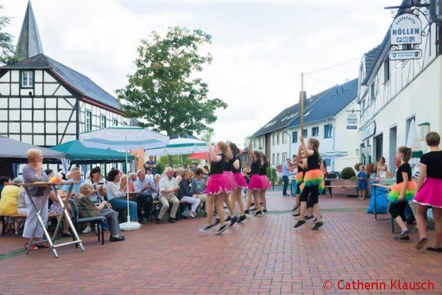 Sommerfest 2017 – Tanzgruppe