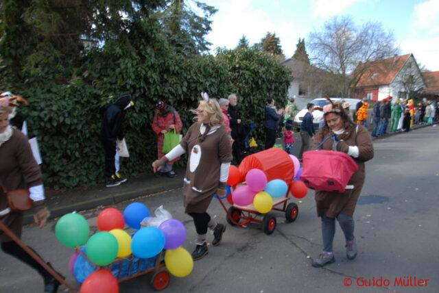 Karnevalsumzug Gimmersdorf 2019